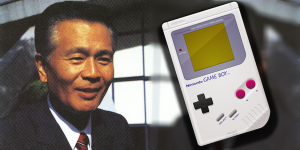 Gunpei Yokoi, à l'origine du Game Boy