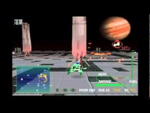Une bataille acharnée avec vue sur Jupiter !
