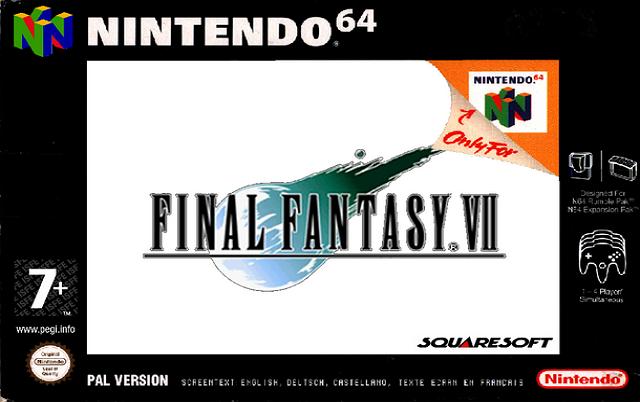 final fantasy nintendo 64