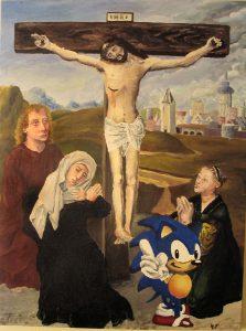 Jesus & Sonic