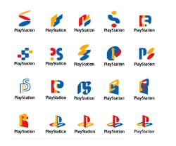 Le logo PlayStation dessiné par Sakamoto