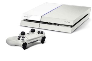 PS4-Blanche