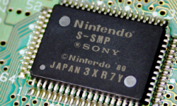Le SPC700 sur SNES