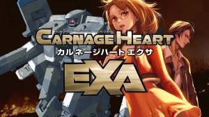 Carnage Heart EXA est le dernier épisode de la série à ce jour...