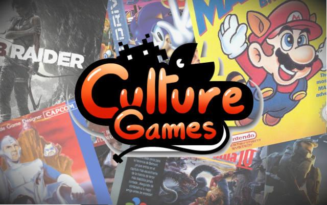 Culture Games fait peau neuve