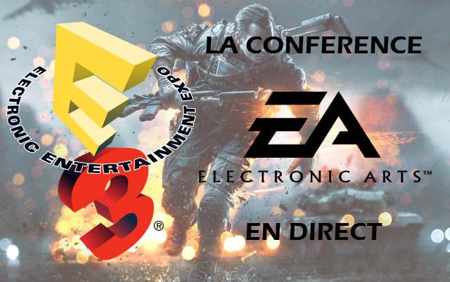 E3 2013 : la conférence EA en direct