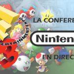 E3 2013 : La conférence Nintendo en direct