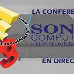 E3 2013 : La conférence Sony PS4 en direct