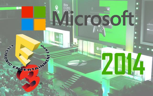 E3 2014 Conférence Microsoft
