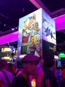 E3 2015 StarFox Zero