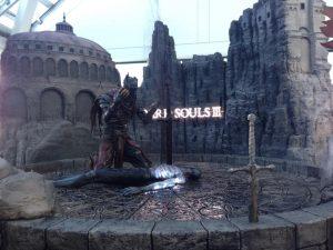 Une petite décoration sobre de Dark Souls II...
