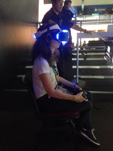 NekoCam essaye l'Oculus Rift