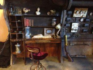 La déco du quartier steampunk était de loin la plus réussie