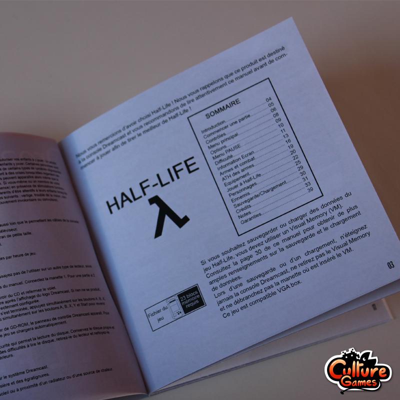 Half-Life sur Dreamcast : interview croisée de Drizzt et Ristou