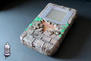 Game Boy Brick Zelda NES Editon x Game & Watch