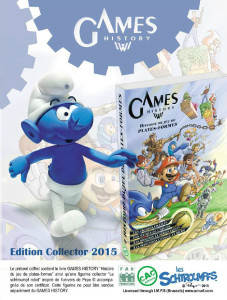Games History IV - Edition collector, avec une figurine Schtroumpfs
