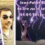 Jean-Pat et Ristou en live