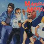 Pub d'antan : Maniac Mansion