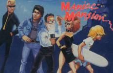 Pub d'antan : Maniac Mansion