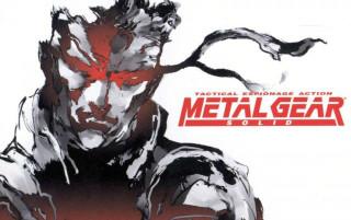 Pubs d'antan : Metal Gear Solid