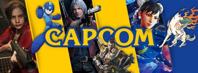 Capcom et ses jeux remastered
