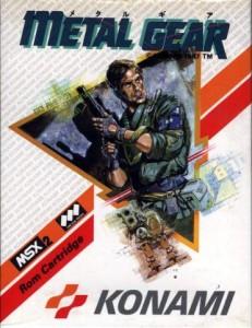 Metal Gear sur MSX2