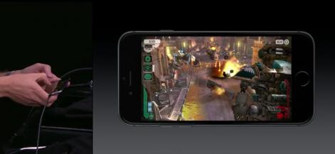 Warhammer 40K: Freeblade démontre le potentiel de la capacité 3D Touch d'iOS 9