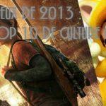 Top 10 des jeux de 2013