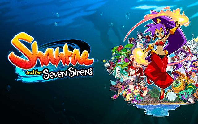 Shantae artwork