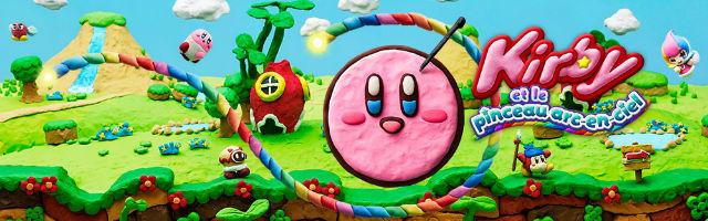 [Critique] Kirby et le Pinceau Arc-en-ciel