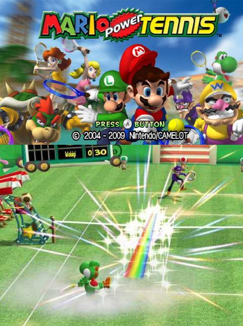 Le titre sorti sur NGC et Wii