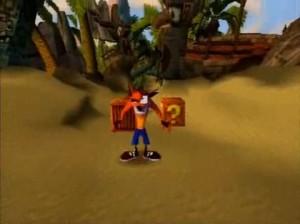Les mimiques de Crash ont fortement contribué à faire de lui un personnage attachant