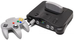 La Nintendo 64