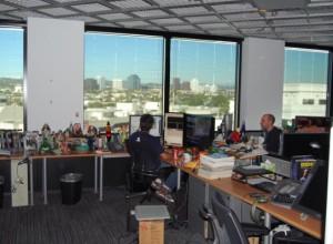 Les équipes de Naughty Dog travaillent dans un environnement qu'on peut leur envier...