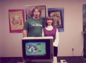Ken et Roberta Williams et King's Quest