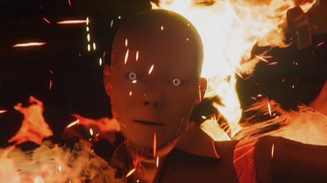 Le Lambda, un androïde qui nous veut du mal.