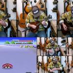 Banjo Guy Ollie - F-Zero - Big Blue