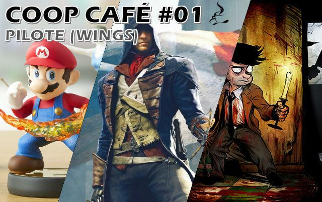 Coop Café #01 - Pilote (wings)